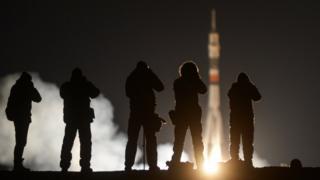 """старт """"Союза МС-03"""" 17 ноября"""