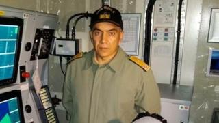 File pic of Rear Adm Mustafa Ugurlu