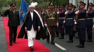 آغاز لویه جرگه صلح افغانستان