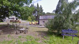 Bowmont Forest Sawmill