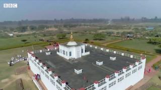 बुद्ध जन्मस्थल लुम्बिनी