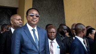 Ra'iisul Wasaarihii hore ee dalka Congo Bruno Tshibala ayaa xeerkan saxiixay sanadki hore