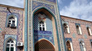 Душанбе марказий масжиди