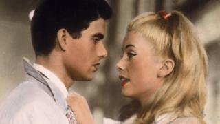 Nino Castelnuovo e Catherine Deneuve
