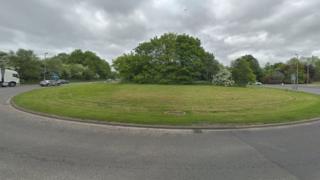 Newton Hill Roundabout