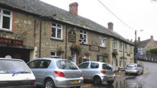 Crown Inn, Sherborne