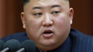 """کیم جونگ اون گفته است روابط شخصی او و آقای ترامپ """"عالی"""" است"""