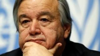 آنتونیو گوترش، دبیرکل جدید سازمان ملل
