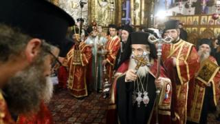 патріарх Єрусалима Грецької православної церкви Феофіл III