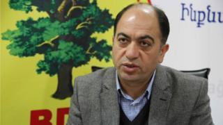 Kayapınar Belediyesi Eş Başkanı Mehmet Ali Aydın