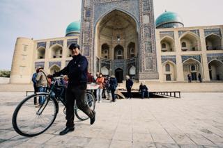 Самарканд, Регистан аянты