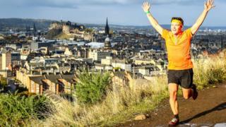 The Ultra Tour of Edinburgh