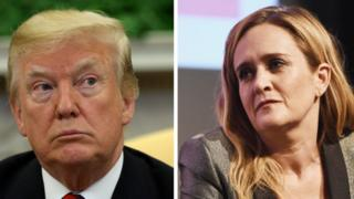 Trump: Samantha Bee should be fired for Ivanka insult