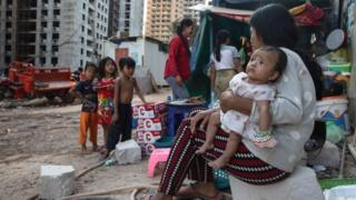 People in Cambodia  Extreme poverty set for first rise since 1998, World Bank warns   Daily's Flash  111482281 whatsubject  Extreme poverty set for first rise since 1998, World Bank warns   Daily's Flash  111482281 whatsubject