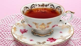 فنجان من الشاي