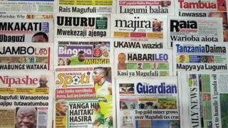 Miongoni mwa vigezo vya kupatiwa usajili ni pamoja na kuwasilisha nakala ya muundo wa chapisho wasifu wa Wahariri pamoja na Waandishi wa chapisho hilo