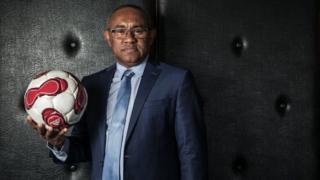 Ahmad Ahmad niwe umuyobozi mushasha wa CAF