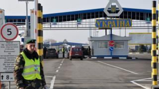 КПП на кордоні із Росією у Харківській області