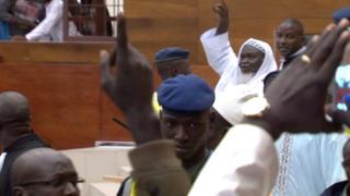 L'imam, originaire de Kaolack, au sud-est de Dakar, est en détention depuis plus de deux ans.