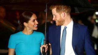Duchess of Sussex: Meghan and Harry book can be used in privacy case thumbnail