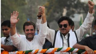 पटना, राहुल गांधी, रोड शो