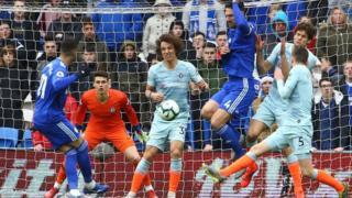 Les Blues se sont finalement imposés sur le terrain de Cardiff 2-1