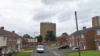 Chaddesley Close in Oldbury - generic image