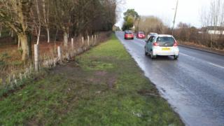 Fatal crash near Roselawn Cemetery