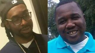 Pictures of Philando Castile and Alton Sterling