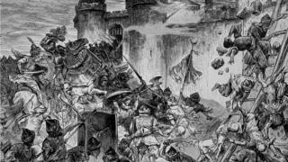 Штурм Вены турецкими войсками