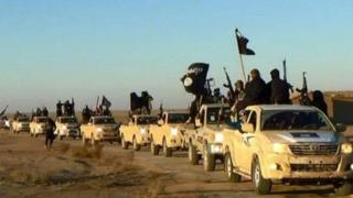 Islamic State yarakoze genocide