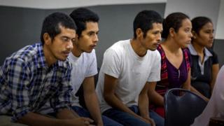 Los condenados por el asesinato de Vila Trujillo