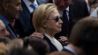 Clinton anatarajiwa kurejelea kampeni Alhamisi