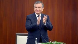 Президент Мирзиёев