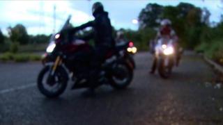 Motorcyclists (generic)