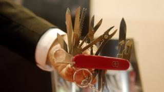 Швейцарський армійський ніж