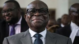 Suspended Chief Justice of Nigeria Walter Onnoghen