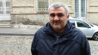 Əfqan Muxtarlı, Elmir Mirzoyev, Tbilisi, jurnalist