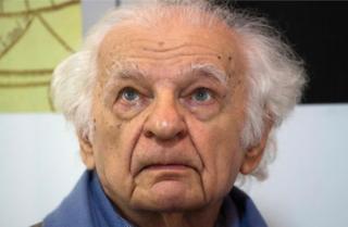 Yves Bonnefoy, 2013 file photo