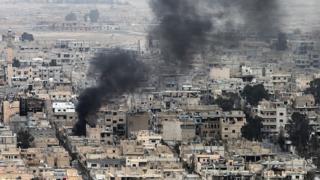 Les combattants de l'Etat islamique ont repris l'ancienne ville de Palmyre en Syrie