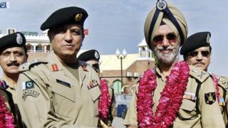 انڈیا پاکستان فوج