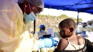 Ebola patience