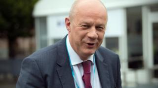 Ông Damian Green là Chánh Văn phòng Nội các và nhân vật cao cấp thứ nhì trong chính phủ Anh hiện nay