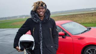 KSI on Top Gear