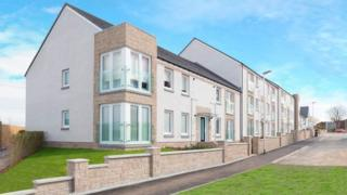 Barratt homes in Inverurie
