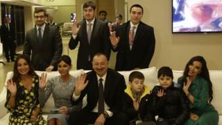 Aliyev family