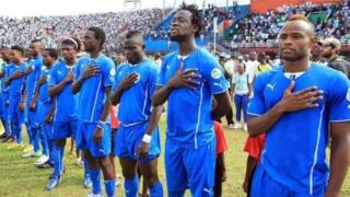 Sierra Leone National team