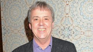 Tony Elliott in 2012