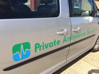 Private ambulance
