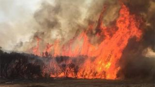 Four people have been killed and there are fears for two others in out of control bushfires in Western Australia.